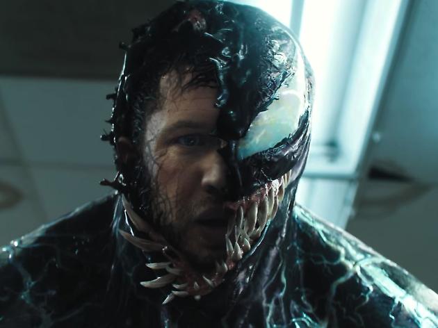 Venom, la nueva película de Tom Hardy