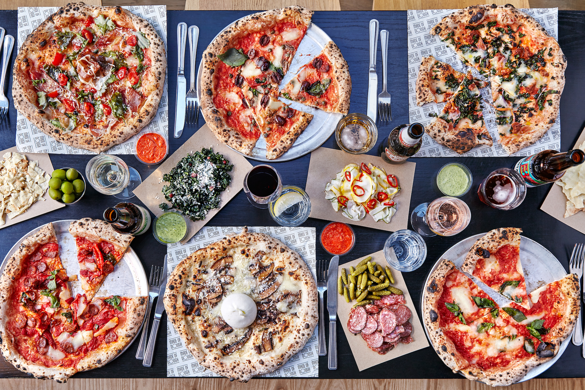 Eat all the pizza for £20 at this epic battle