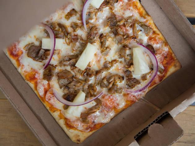 LaTozza Pizza (Foto: Alejandra Carbajal )