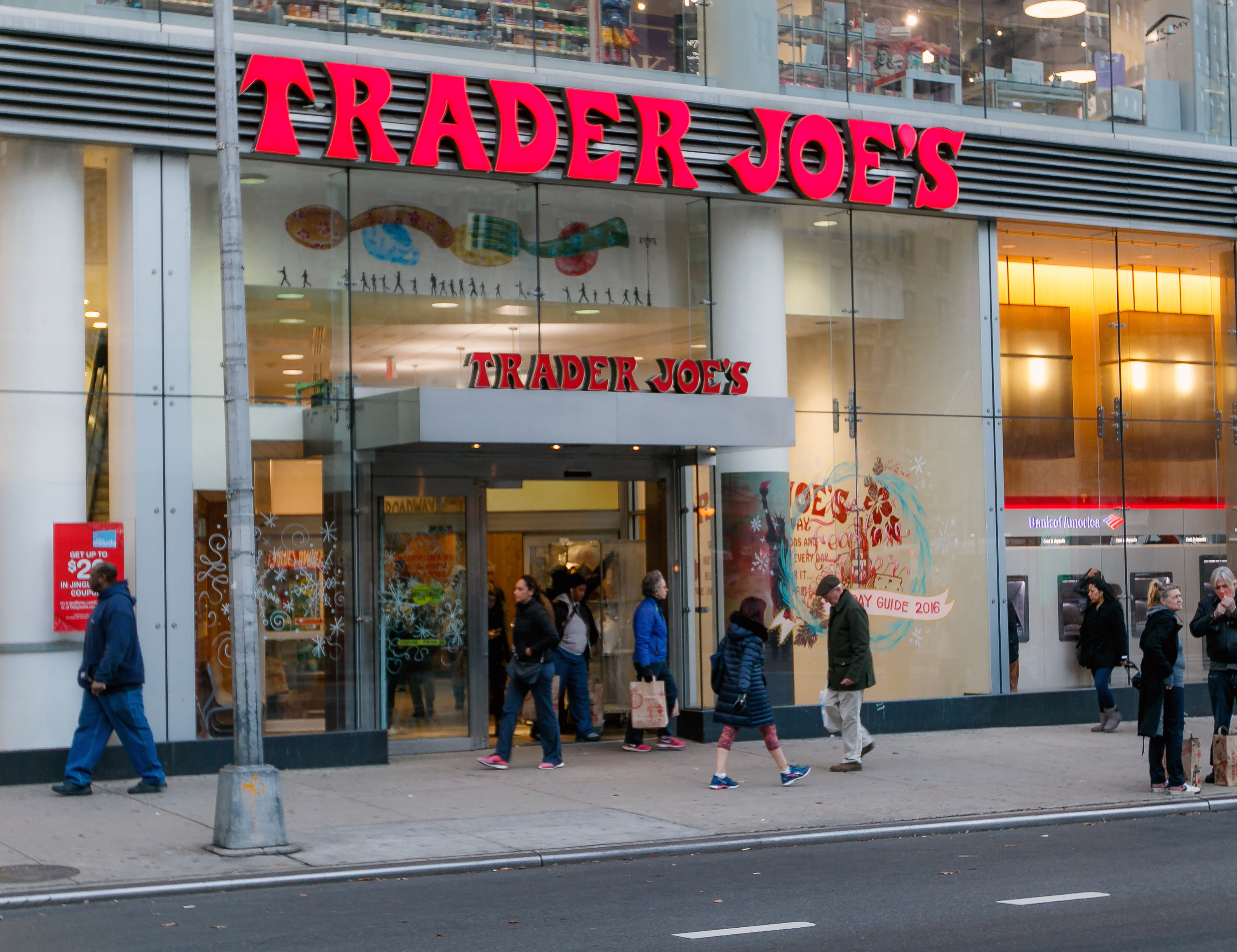 A huge new Trader Joe's is opening in NYC
