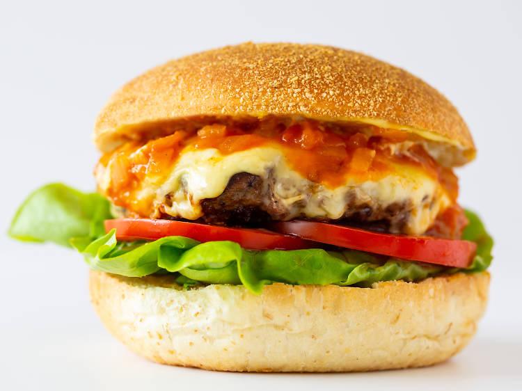 Mo & Jo Sourdough Burgers