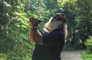Portrait shot of Subaraj Rajathurai