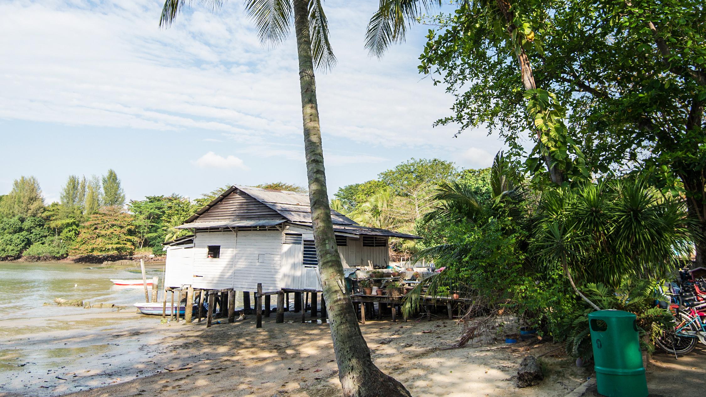 Kampung House in Pulau Ubin
