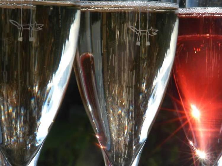 Mornington's laid-back winery: Foxeys Hangout