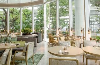 Front Room at Waldorf Astoria Bangkok