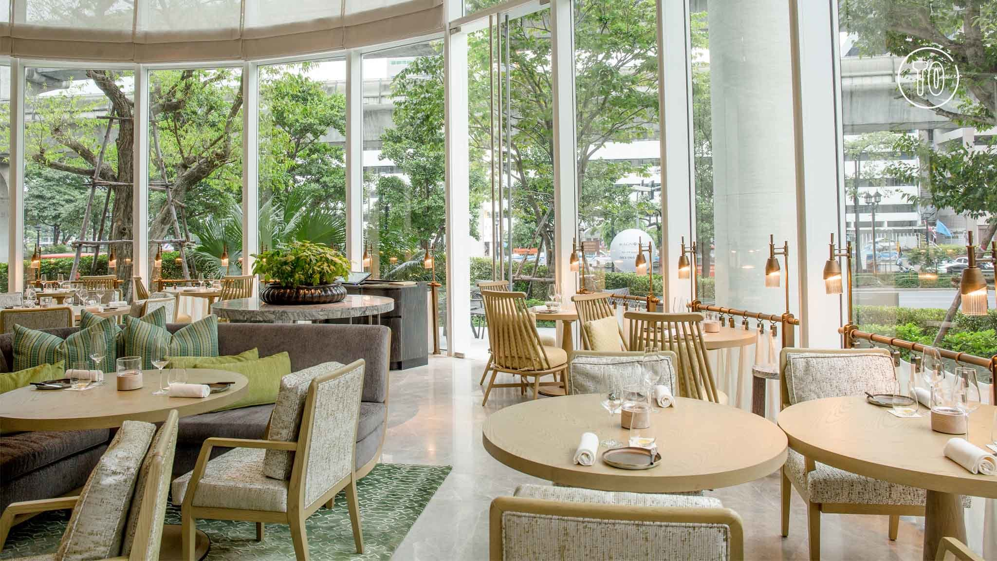 Front Room at Waldorf Astoria Bangkok