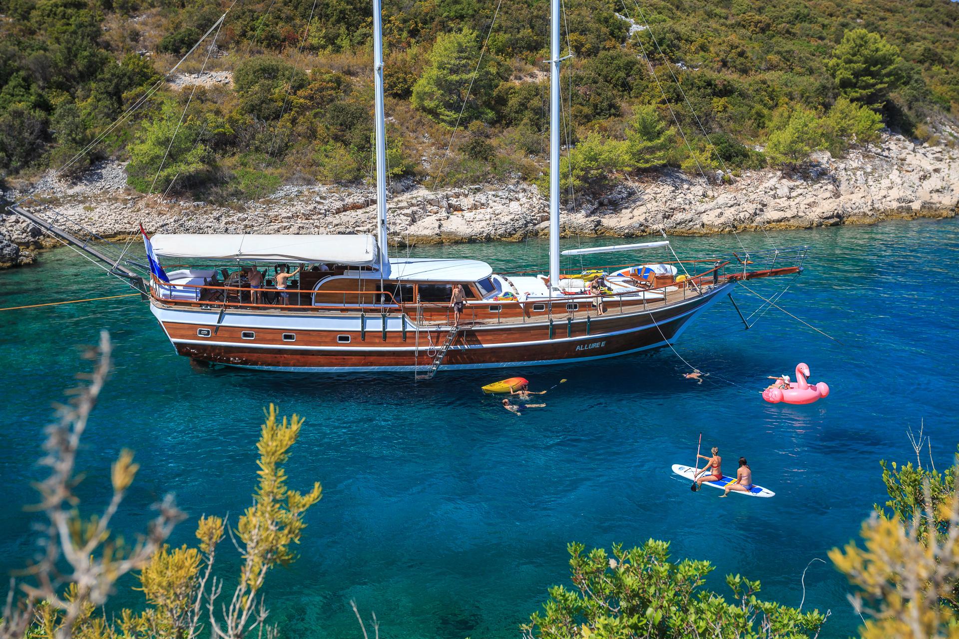 Four fabulous Croatia sailing routes
