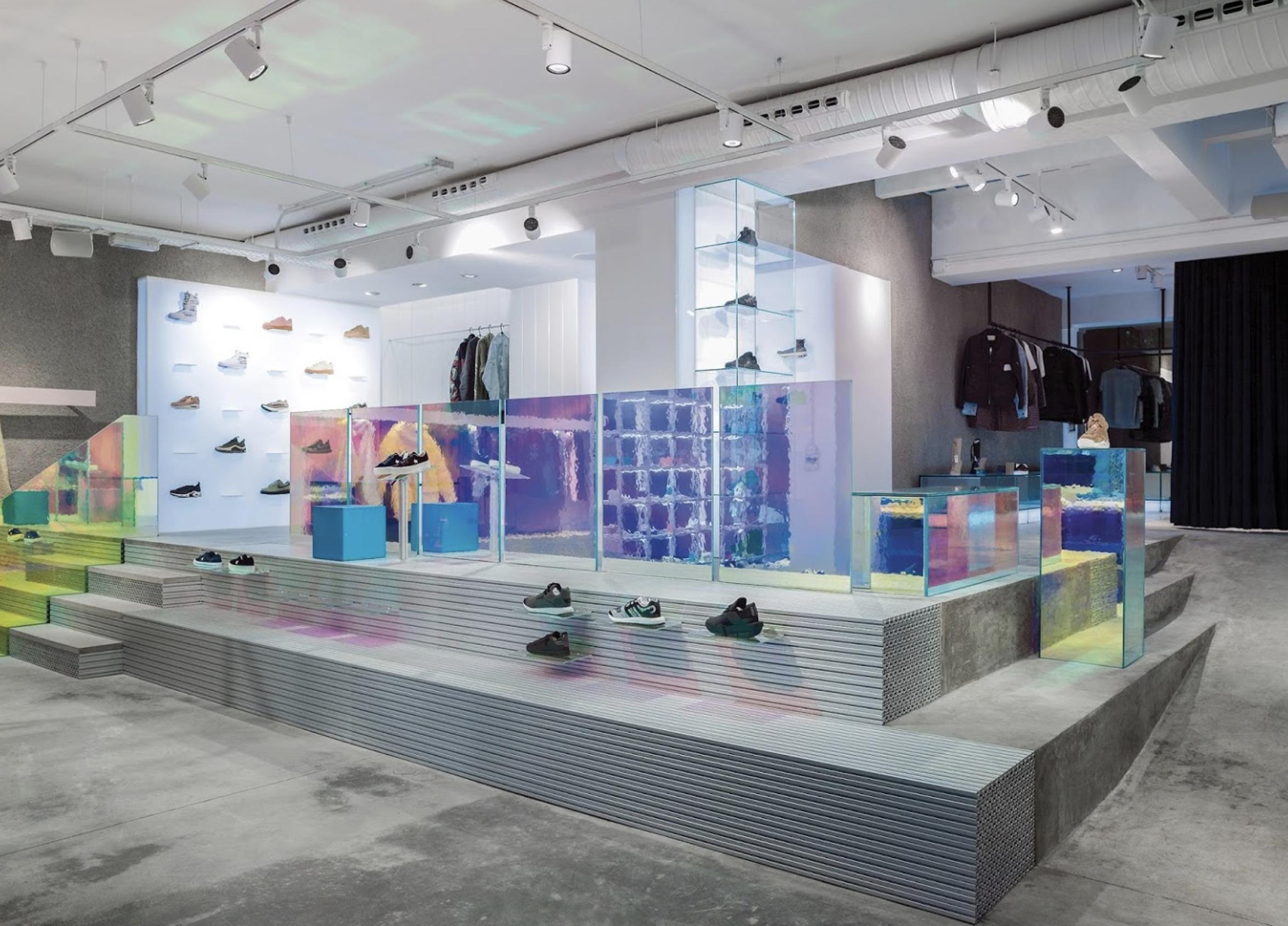6 tiendas para fanáticos de sneakers y zapatillas únicas