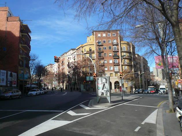 Un nou nom per l'avinguda Borbó