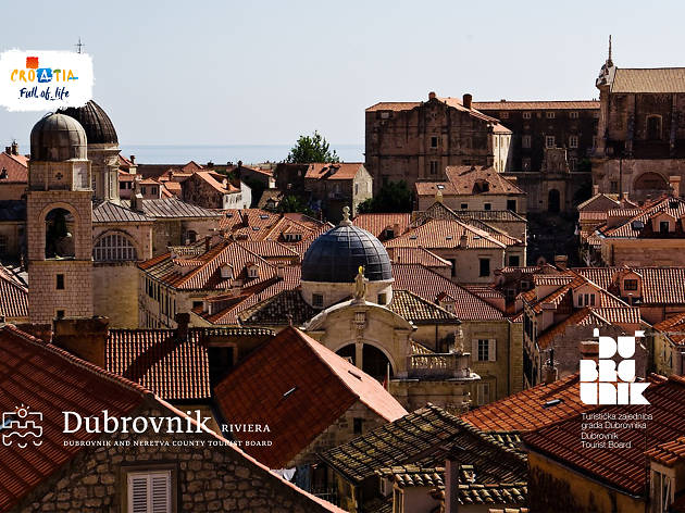 Eight places to see incredible views in Dubrovnik