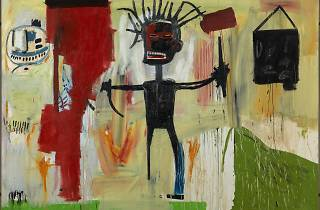Self-Portrait (1986), de Jean-Michel Basquiat