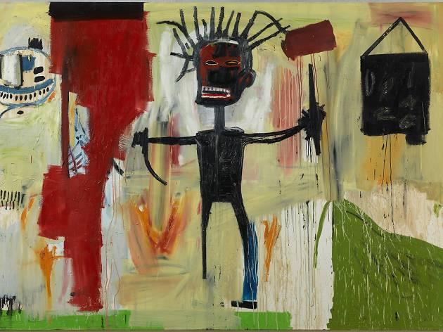 Self-Portrait (1986), de Jean-Michel Basquiat