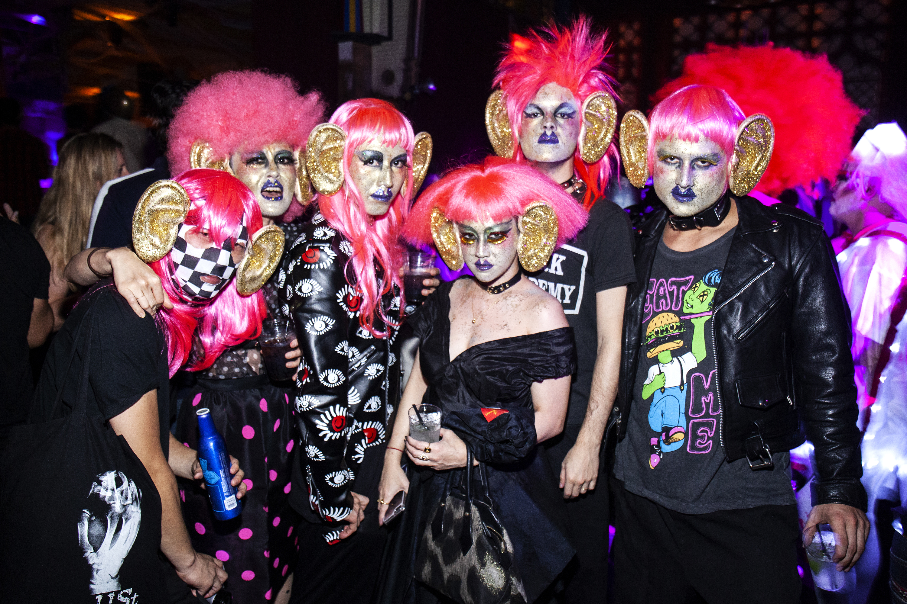 8 sinful halloween parties nyc hosts in 2018