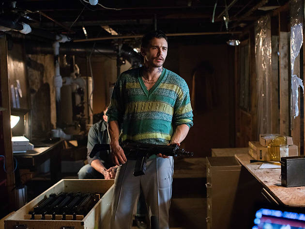 Kin: El legado, la nueva película de James Franco