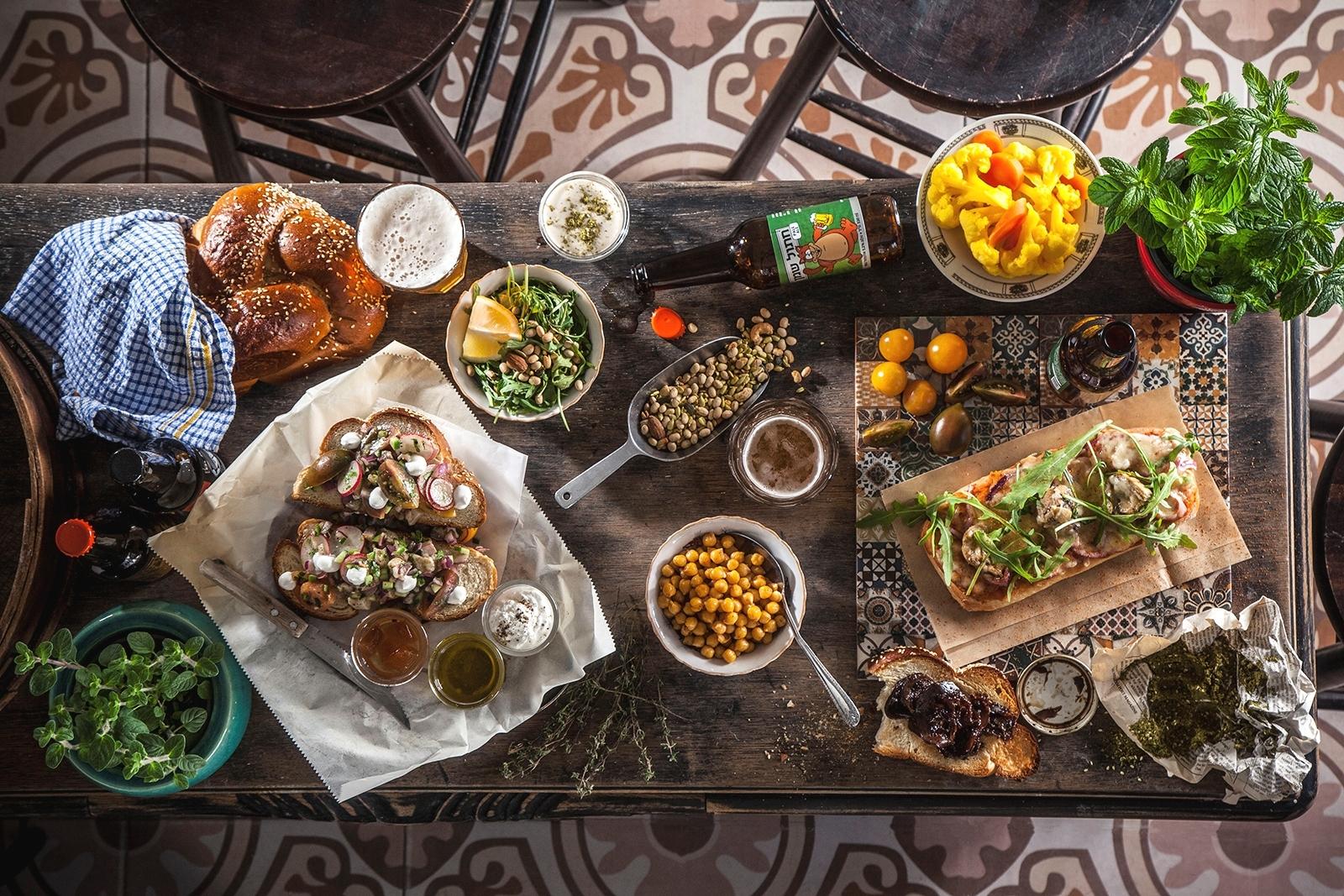 All the trendy & tasty places in Tel Aviv's Levinsky Market
