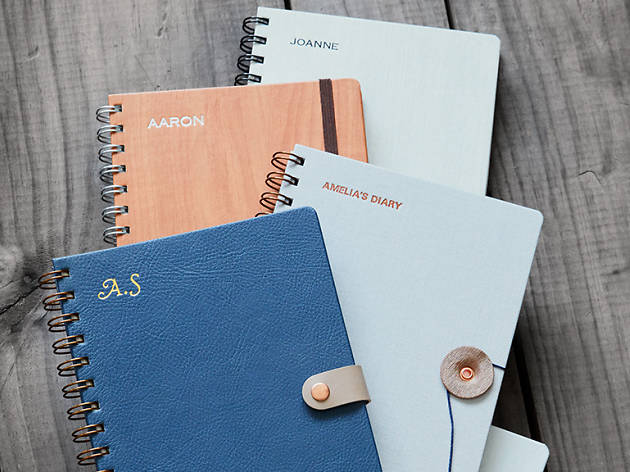 Note books at Bynd Artisan