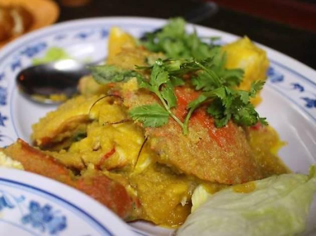 New Ubin Seafood (Bukit Batok & Chijmes)