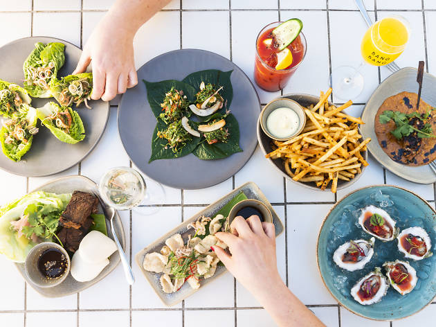 A hawker-style bottomless brunch has landed in Elsternwick
