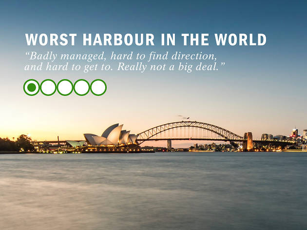 Worst Harbour in the world