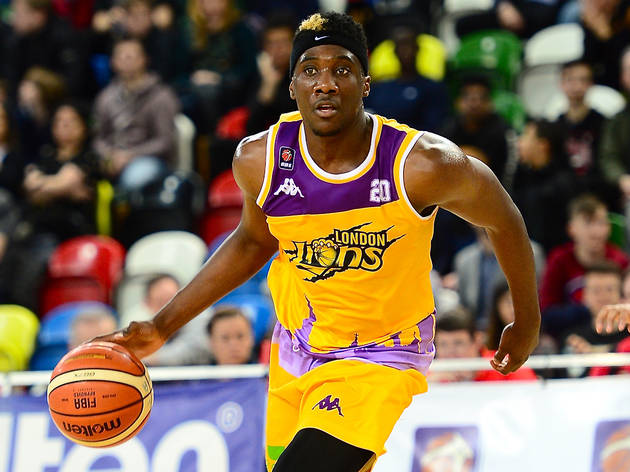 54% off exclusive basketball tickets to see the London Lions