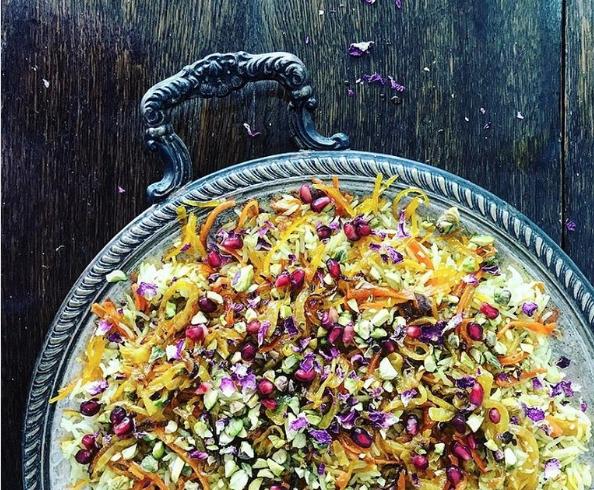 Caspian kitchen
