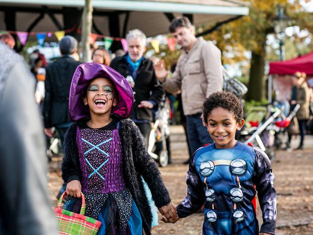 Horniman Museum Halloween Fair