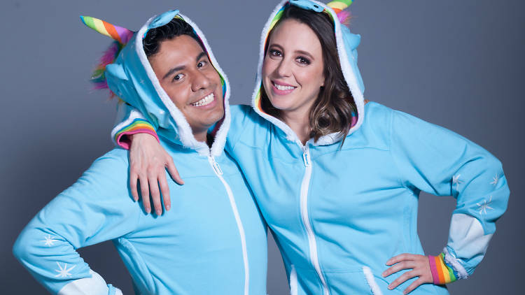 Sobreviví, la primera serie de YouTube Originals con Sofía Niño de Rivera y Ricardo Peralta