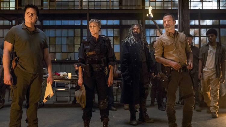 The Walking Dead, novena temporada