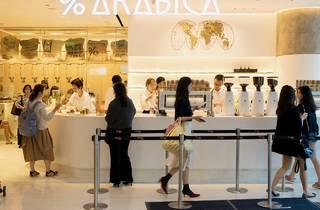 % Arabica