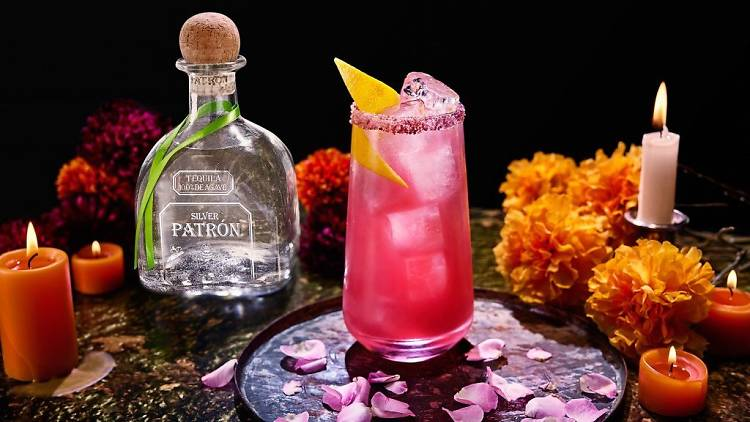 Patrón Tequila Day of the Dead