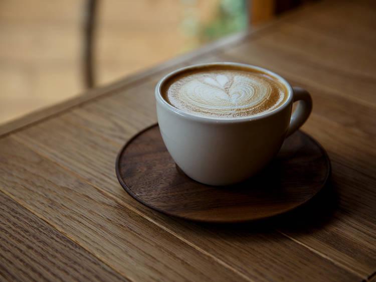 パドラーズコーヒー 西原店