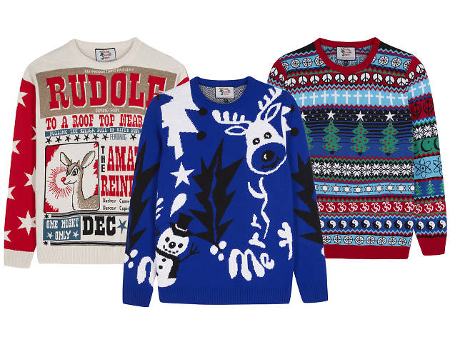 Amazon Save the Children Christmas jumpers, 2018