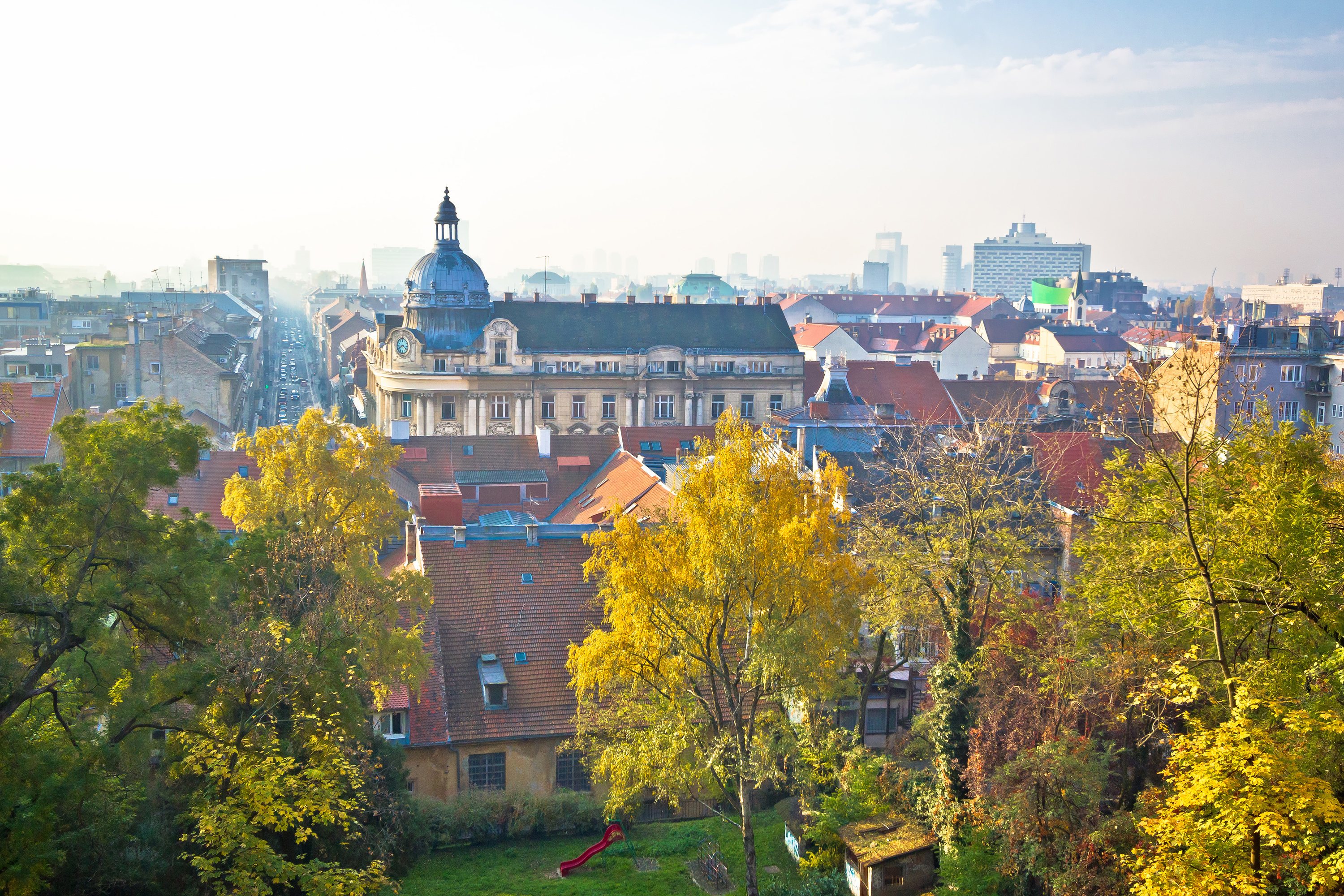 Perfect autumnal days out in Zagreb
