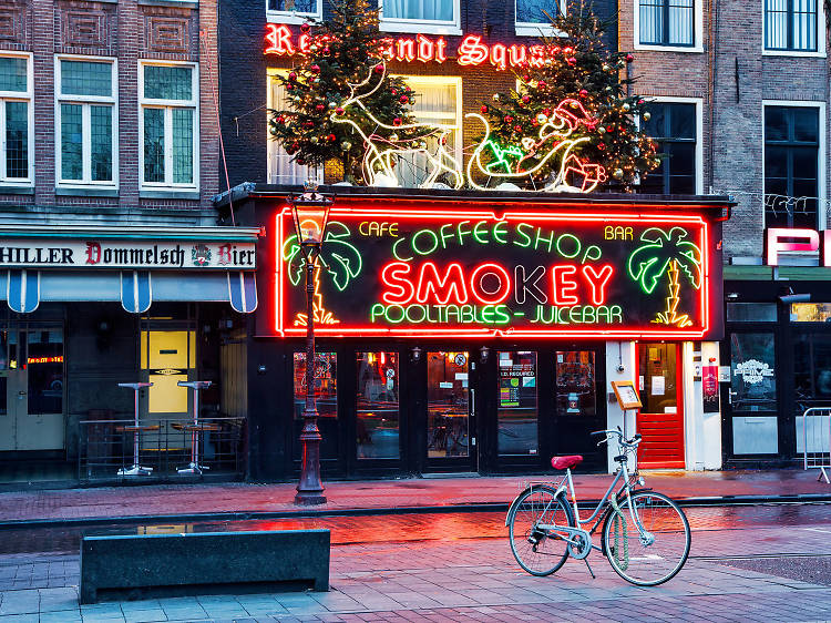 The 14 coolest coffeeshops in Amsterdam