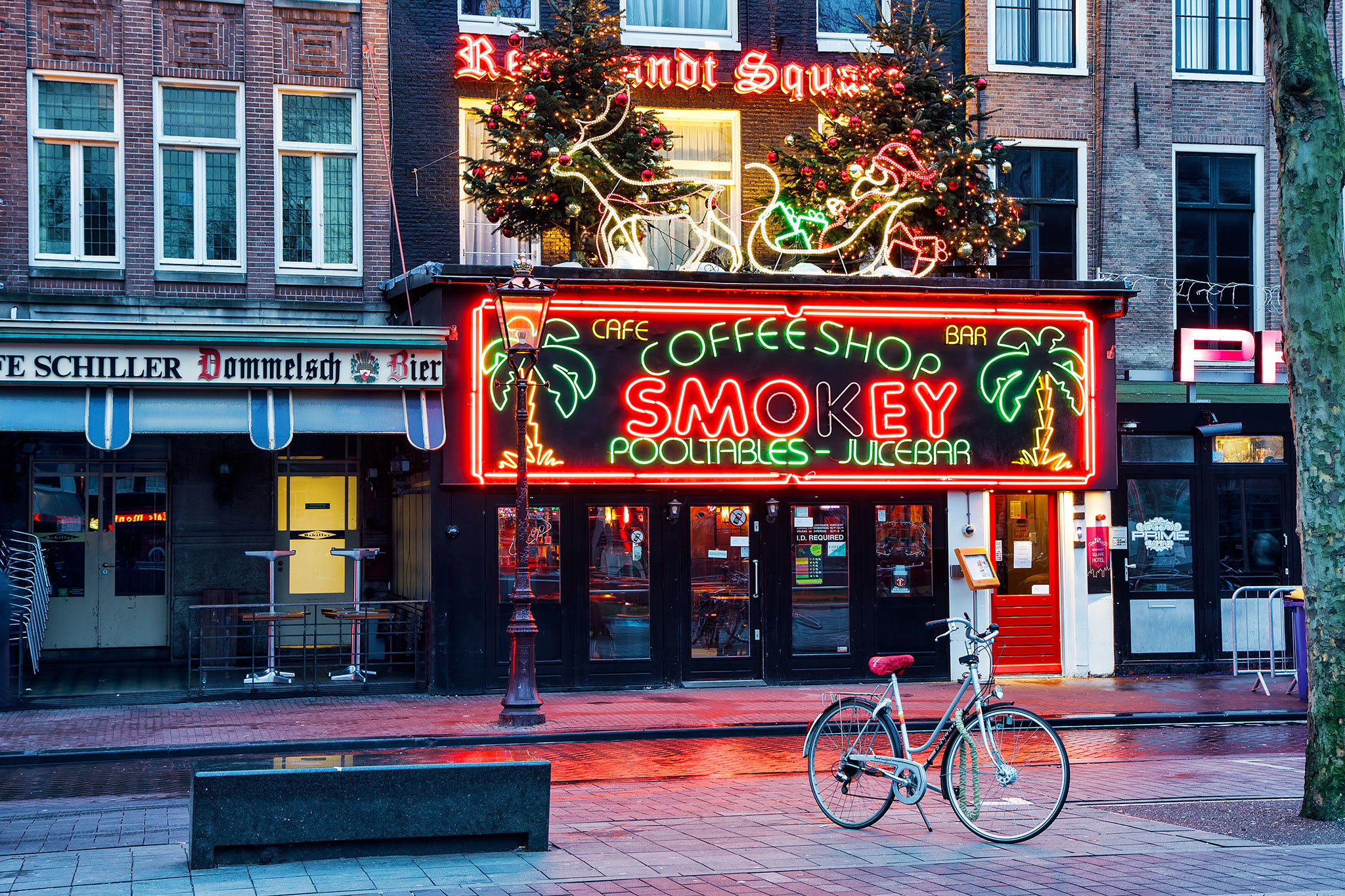 The 12 best coffeeshops in Amsterdam