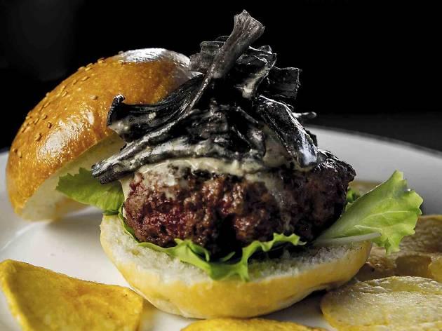 Ets un burger's lover? Guanya un menú per a dos!
