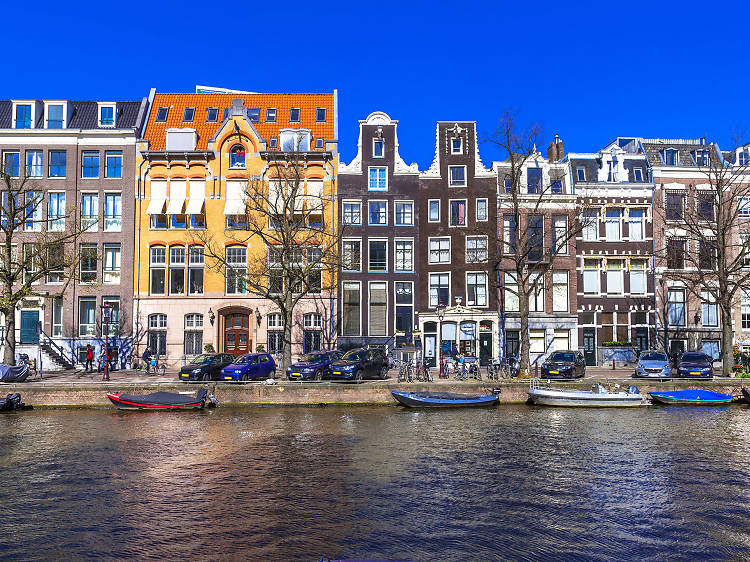 The 10 best hotels in Amsterdam right now