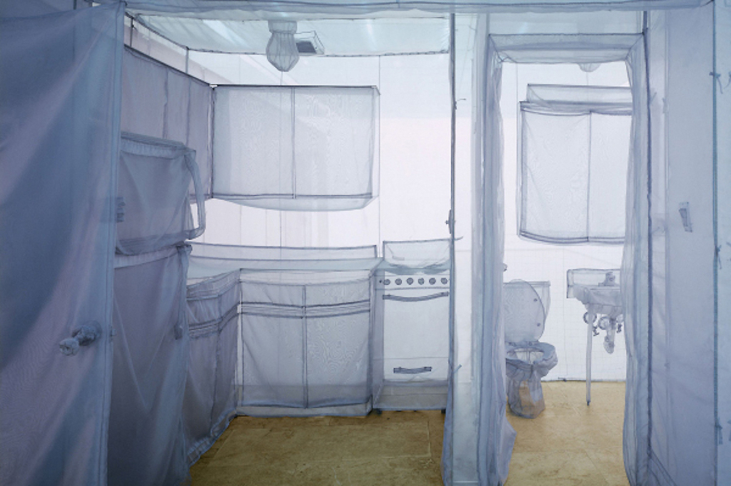 Do Ho Suh, The Perfect Home II, 2003