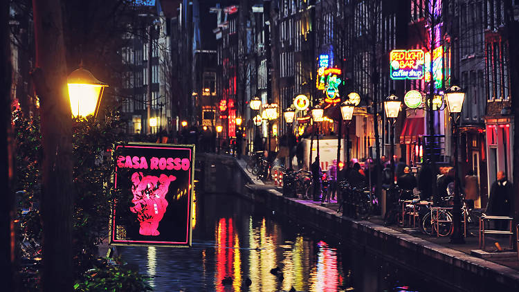 Clubs in Amsterdam