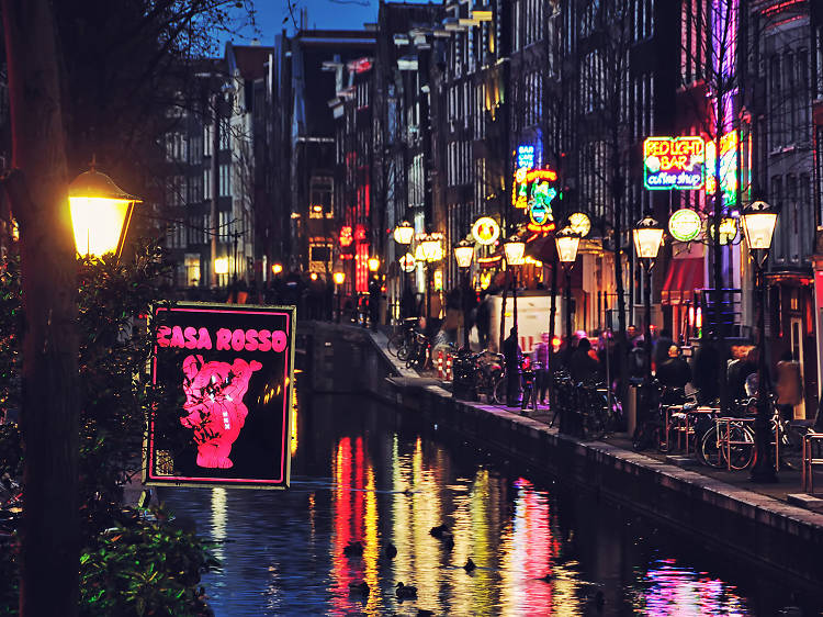 The 13 absolute best clubs in Amsterdam