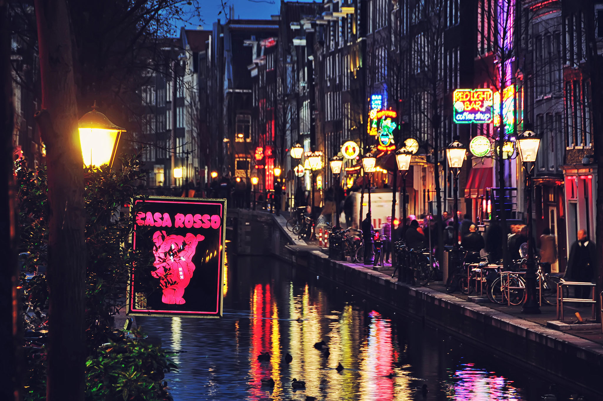 The 11 best clubs in Amsterdam
