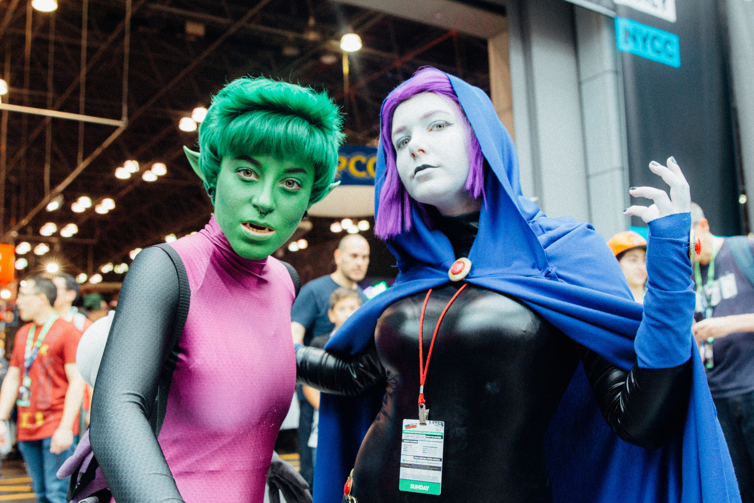See the epic looks from New York Comic Con 2018