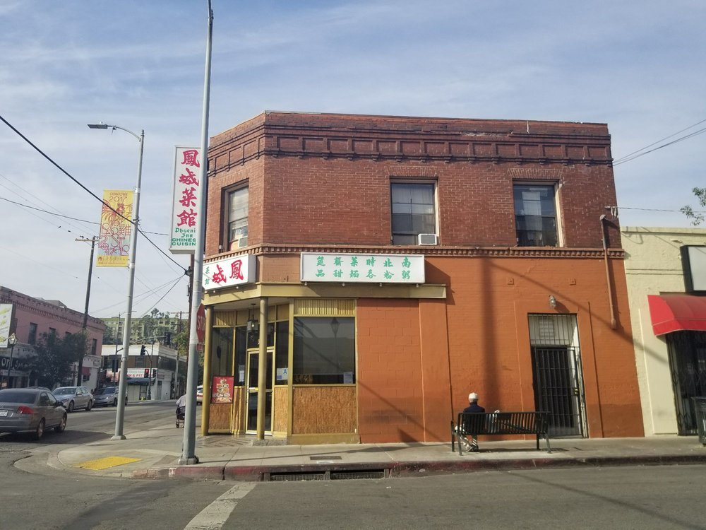 Phoenix Inn Chinese Restaurant in Chinatown