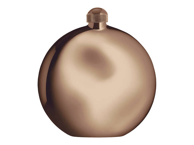 Xmas gift guide her: Alessi hip flask from John Lewis, 2018