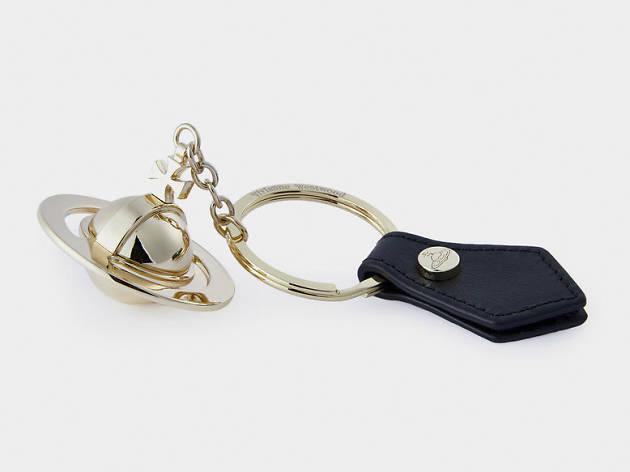 Xmas gift guide her: Vivienne Westwood orb keyring, 2018