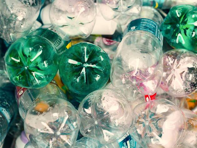 Plastic botlles