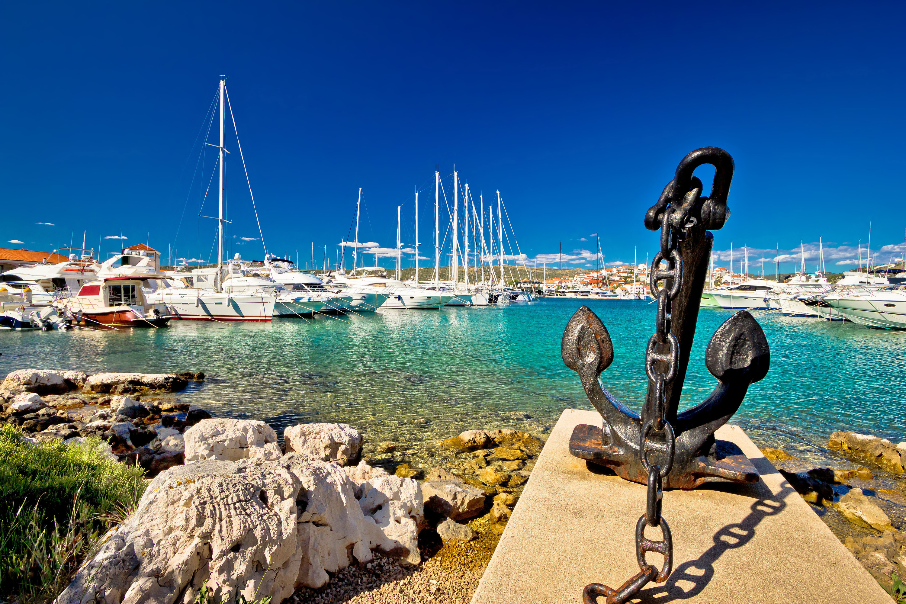 Why Croatia is the hottest destination for sailing in 2019