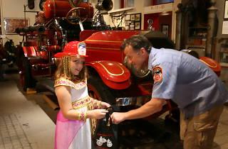 New York City Fire Museum Children's Halloween Hunt