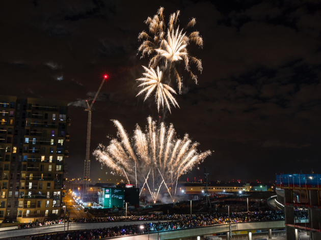 light up the night brent fireworks display things to do in london