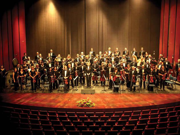 Orquesta Sinfónica de Israel Rishon LeZion